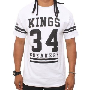 Camiseta Kings 34 Branca