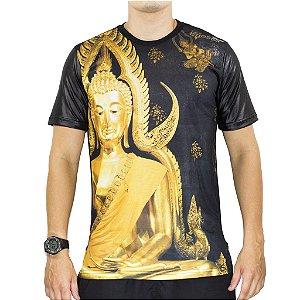 Camiseta Egosss Buda Preta