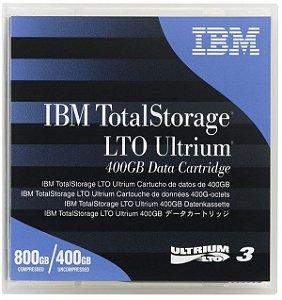 Fita IBM LTO3 Ultrium