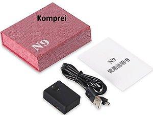 Mini Microfone Espião - Monitor De Escuta De Áudio Gsm