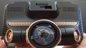 Filmadora E Câmera Veicular Dvr 360g - Exclusiva