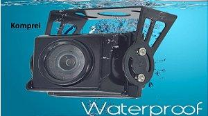 Câmera Super Hd 2mp Para Dvr Veicular Imagem Invertida - Exclusiva