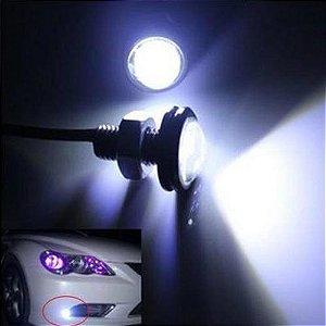 Parafuso Luz De Led 9w Olho De Águia Carro/moto