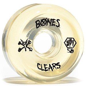 RODA BONES SPF CLEARS NATURAL 84B