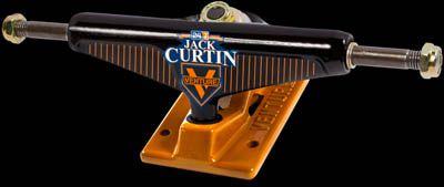 TRUCK VENTURE JACK CURTIN 5.0 HI 129mm