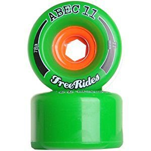 Roda Skate Abec 11 Freerides 72mm
