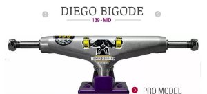 TRUCK INTRUDER PRO MODEL DIEGO BIGODE MID 139MM