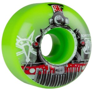 RODA BONES SPF SCHROEDER TRAIN 60mm
