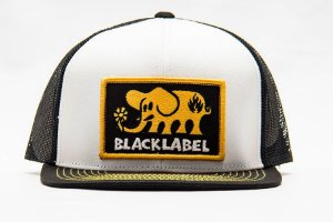 BONÉ TRUCKER BLACK LABEL