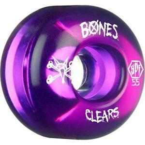 BONES CLEARS SPF ROXO