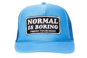 Boné Trucker Fresh Street Co. Normal is Boring