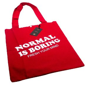 Ecobag Fresh Street Co. Normal is Boring