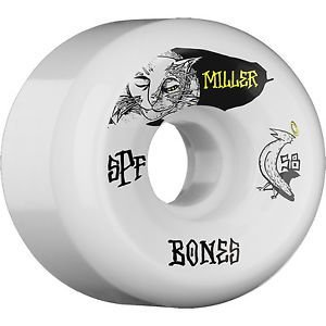 RODA BONES SPF MILLER GUILTY CAT 58mm
