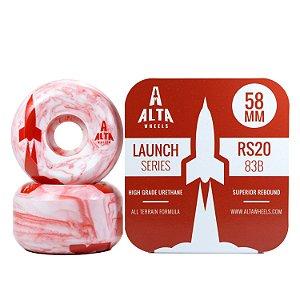 ALTA WHEELS SERIES LAUNCH 58mm 83B