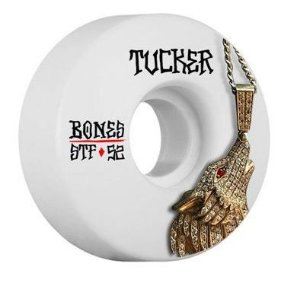 BONES STF TUCKER WOLF CHAIN 52mm V1