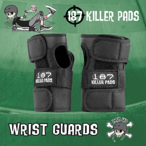 Luva Wrist Guard 187Killer
