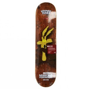 SHAPE MAPLE KRONIK LOONEY TUNES MARCELO FORMIGA 8.0""