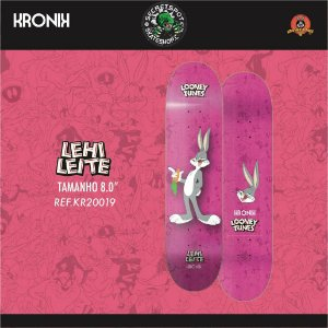 SHAPE MAPLE KRONIK LOONEY TUNES LEHI LEITE 8.0""