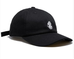 Bone Dad Hat Improve Monkey Logo
