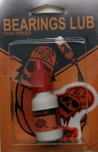 Thor Bearings Lub High Speed