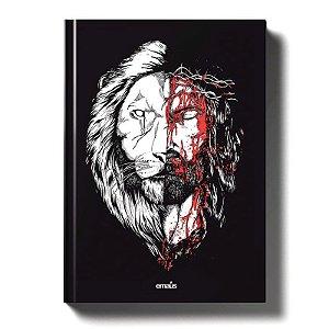 Bíblia NAA Jesus x Leão (pré venda)