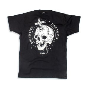 CAMISETA LIVE TO DIE