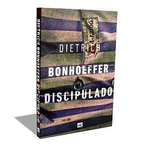 Discipulado- Dietrich Bonhoffer Capa Dura