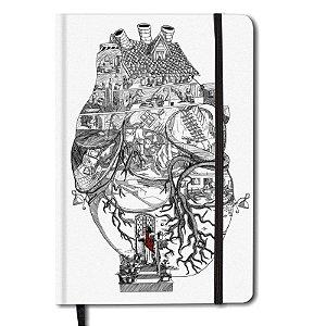 Caderno Emaús Morada
