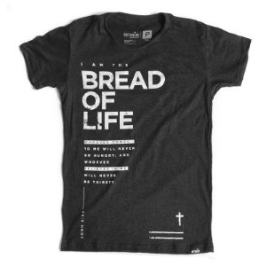 CAMISETA BREAD OF LIFE
