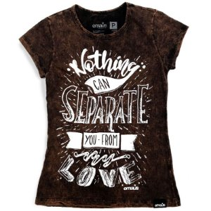 CAMISETA FEMININA MY LOVE