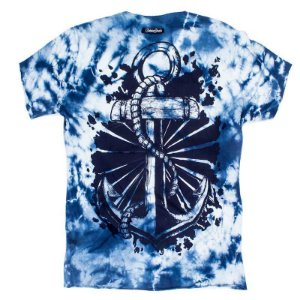 CAMISETA ANCHOR TYE DYE