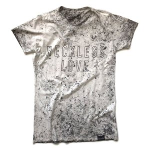 CAMISETA RECKLESS LOVE OFF WHITE