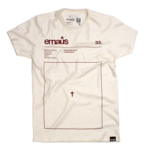CAMISETA MISSIONARY OFF WHITE