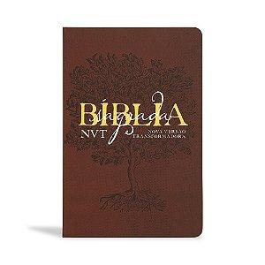 BIBLIA NVT EDEN VINHO (LETRA GRANDE)