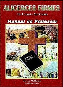 Série Alicerces Firmes - Manual do Professor