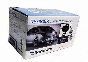 Câmera de Ré à Prova D'Água RS121BR - Preta ROADSTAR