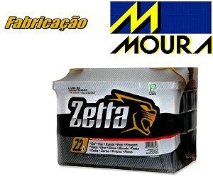 Bateria Zetta 60Ah – Z2D / Z2E – Fabricação Moura - Selada