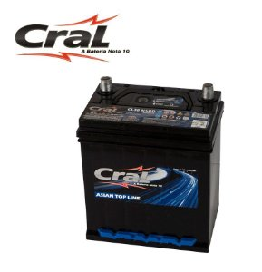 Bateria Cral Selada 38Ah – CL38NSBD – Livre de Manutenção