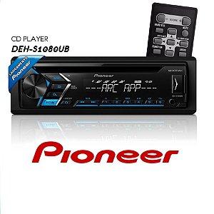 Som Automotivo Pioneer DEH-S1080UB CD Player