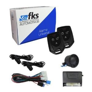 Alarme Automotivo FKS FK902 Plus
