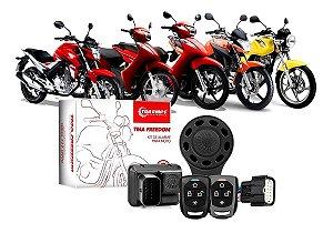 Alarme Moto Taramps TMA Freedom 200 New Função Presença