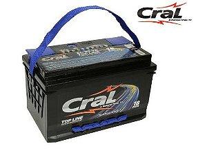 Bateria Cral Selada 80Ah – CL80VD / CL80VE – Livre De Manutenção ( Selada )