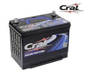Bateria Cral Selada 90AH – CL90ND/CL90NE  – Livre De Manutenção ( Selada )