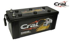 Bateria Cral Selada 150Ah – CSB150D – Baixa Manutenção
