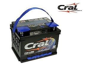 Bateria Cral Selada 60AH – CL60VD / CL60VE – Livre De Manutenção ( Selada )