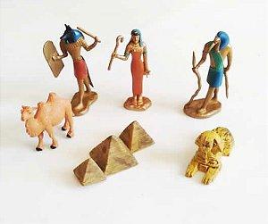Miniaturas Antigo Egito