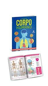 Livro ilustrado Atlas do Corpo Humano