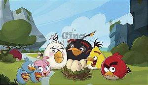 Tecido Angry Birds Estampa Sublimada