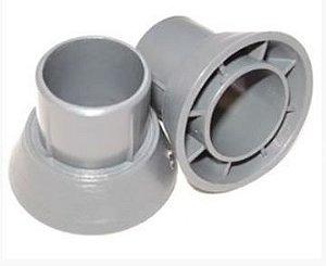 """Chupeta plástica para tubo de PVC de 3/4"""""""