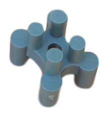 Espaçador Cadeirinha para aço com diâmetro de 4,2 a 6,3mm
